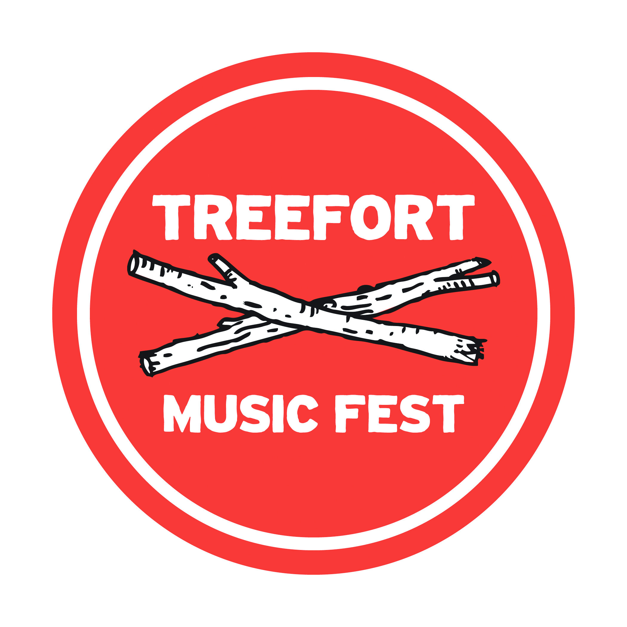 Treefort Logo (Default Colorway)